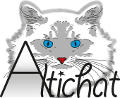 altichat elevage chat coordonnee logo
